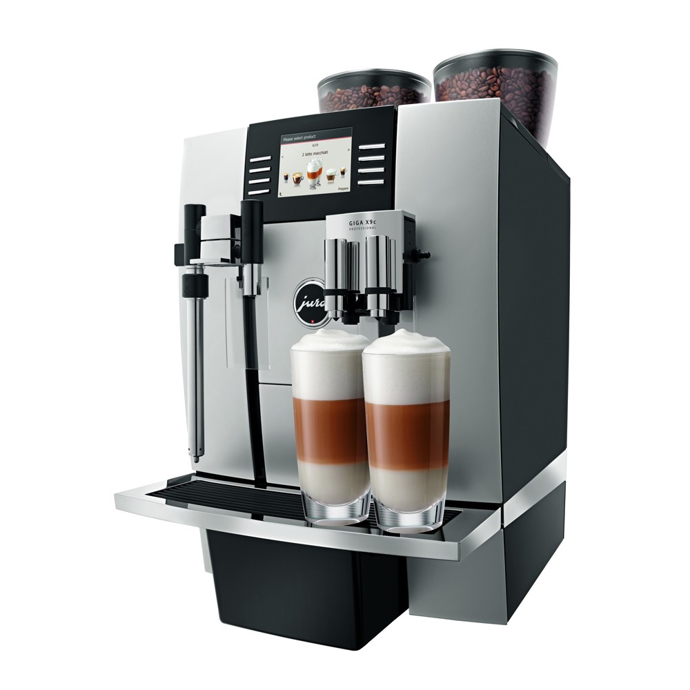 Jura Giga X9 Commercial Bean To Cup Coffee Machine Professional