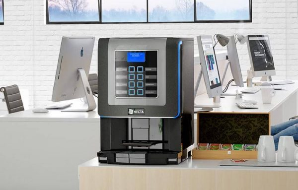 Necta Koro MAX Prime Bean to Cup Coffee Machine 5