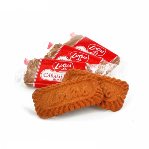 Lotus Caramelised Biscuits (Box of 300) 6