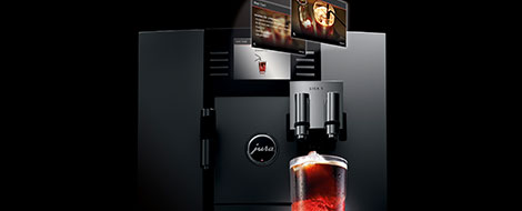 Jura GIGA X5 One Touch Bean to Cup Coffee Machine 3