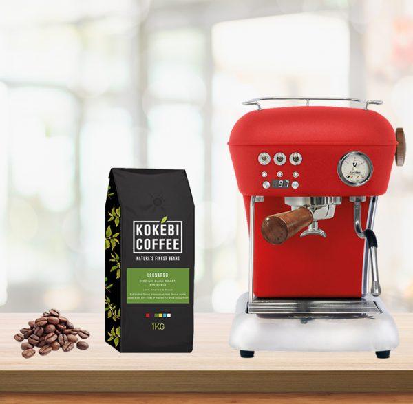 Kokebi Leonardo Coffee Beans 1KG