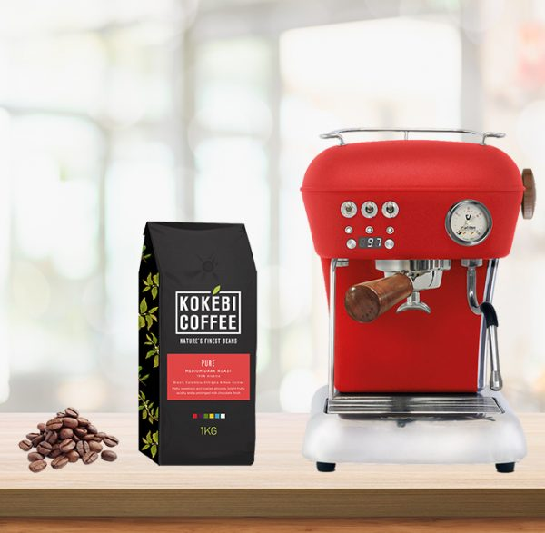 Kokebi Pure 100% Arabica Coffee Beans 1KG 32