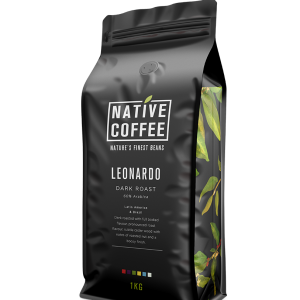 Native Leonardo Coffee Beans 1KG 5