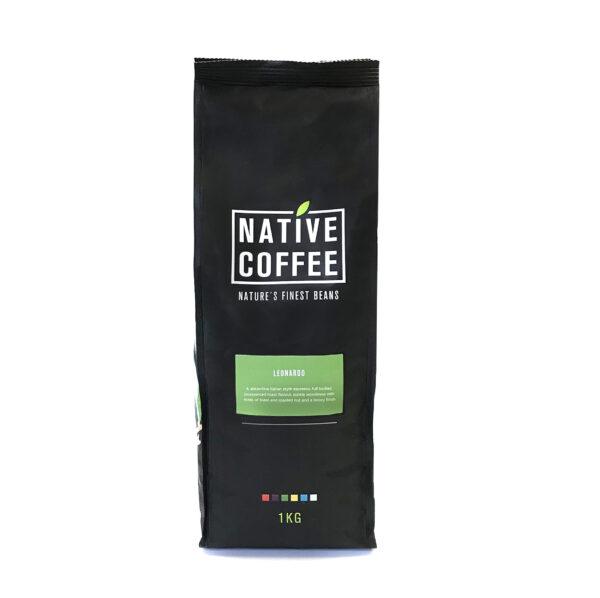 Native Leonardo Coffee Beans 1KG 7