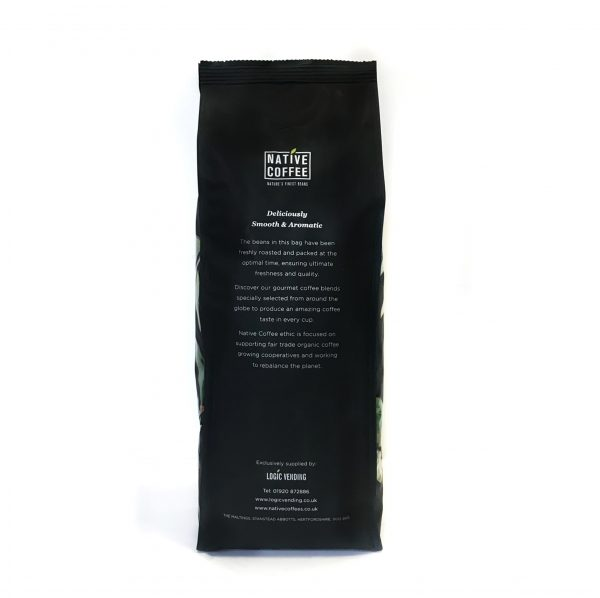 Native Pure 100% Arabica Coffee Beans 1KG 15