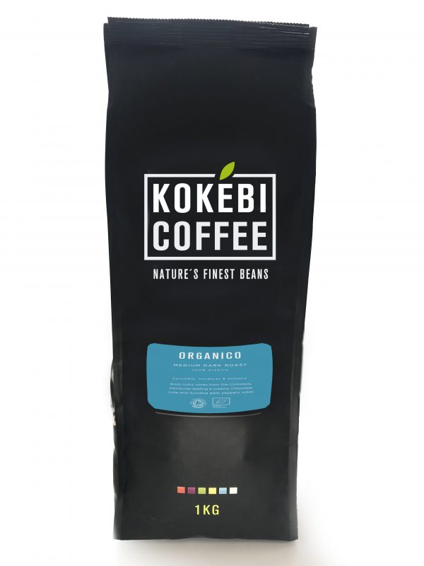 Native Organico Luxury Coffee Beans 1KG 5