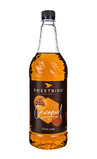 Sweetbird Almond Syrup 1 Litre 2