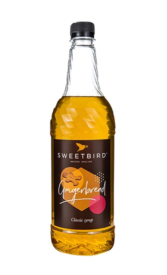 Sweetbird Almond Syrup 1 Litre 3