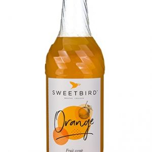 Sweetbird Almond Syrup 1 Litre 7