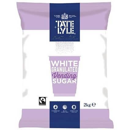 Tate+Lyle Vending Sugar 6 x 2kg bags 2