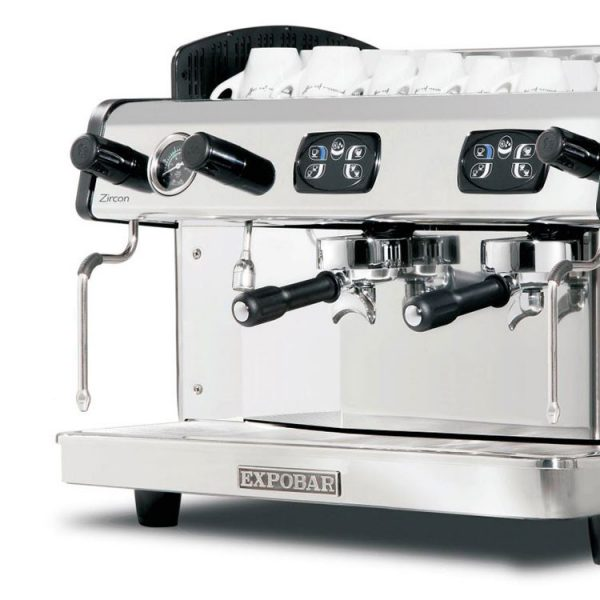 Expobar Zircon 2 Group Standard Coffee Machine 3