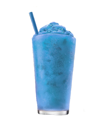 Blue Raspberry Flavoured Slush Syrup 5L 4