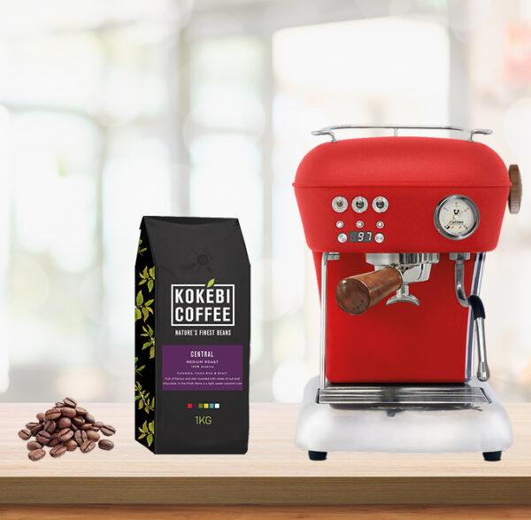 Kokebi Central Blend 100% Arabica Coffee Beans 1KG