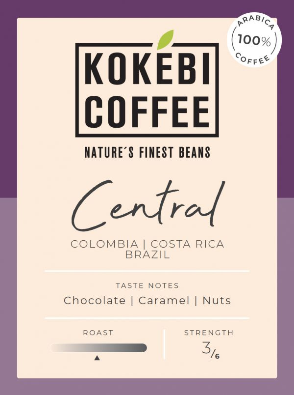 Kokebi Super Crema Coffee Beans 1KG 9