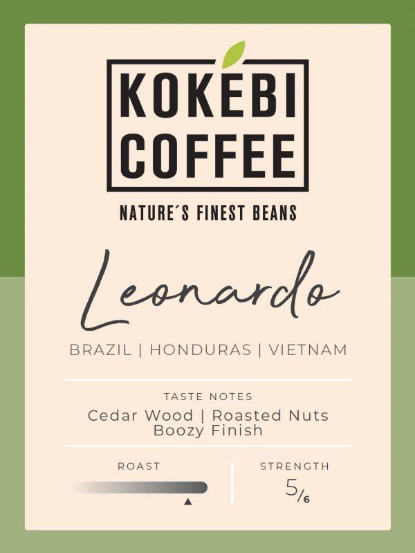 Kokebi Super Crema Coffee Beans 1KG 11