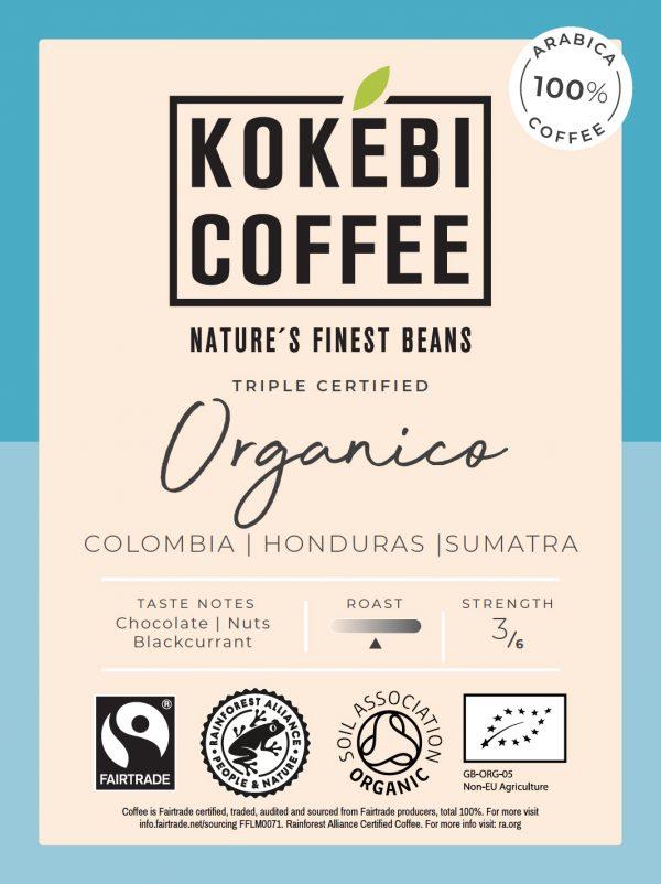 Kokebi Super Crema Coffee Beans 1KG 13