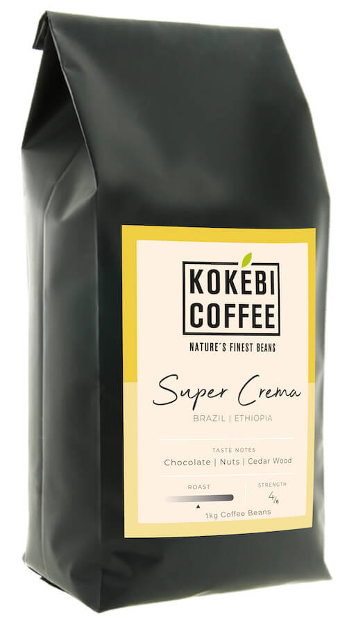 Kokebi Super Crema Coffee Beans 1KG 14