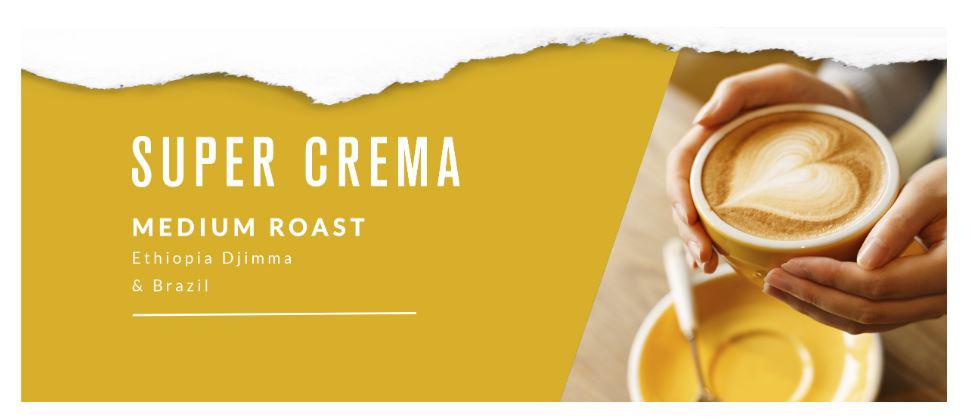 Kokebi Super Crema Coffee Beans 1KG 50% Arabica 3