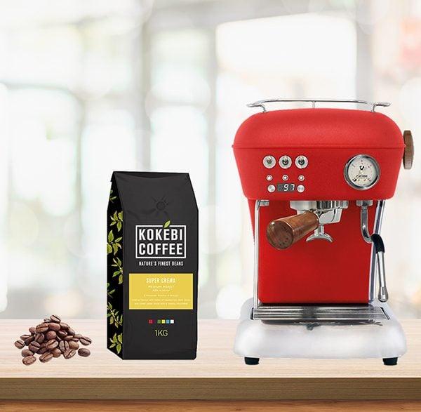 Kokebi Super Crema Coffee Beans 1KG 7