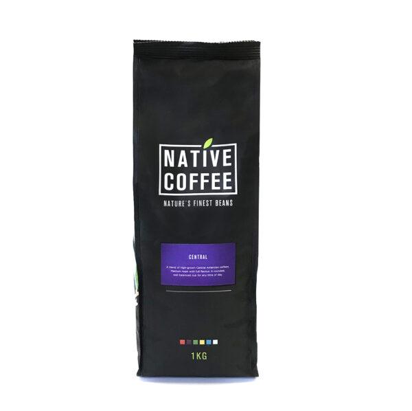 Native Central Blend 100% Arabica Coffee Beans 1KG 9