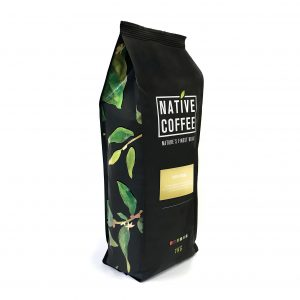 Native Super Crema Coffee Beans 1KG 8