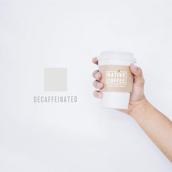 Native Decaffeinated Fairtrade Organic Coffee Beans 1KG 8