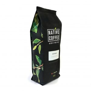 Native Decaffeinated Fairtrade Organic Coffee Beans 1KG 10
