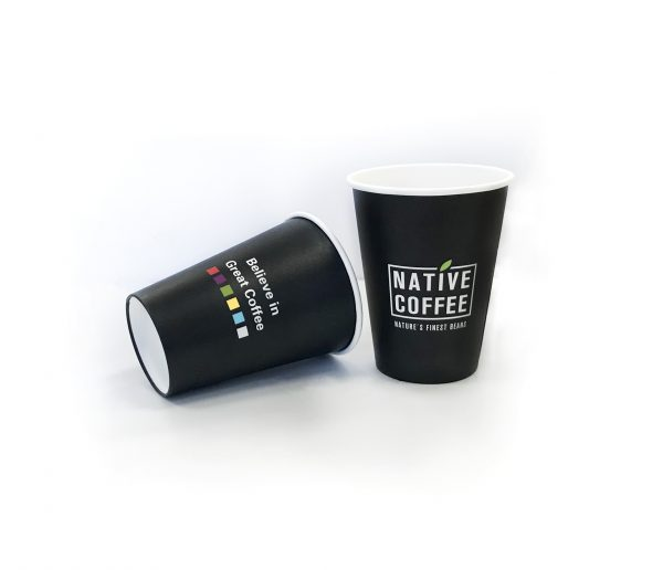Native Takeaway Paper Cups 12oz/340ml  x 1000 4