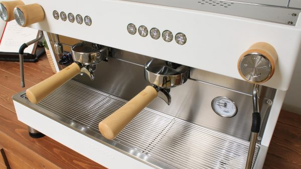 Ascaso Barista Espresso Coffee Machine 22
