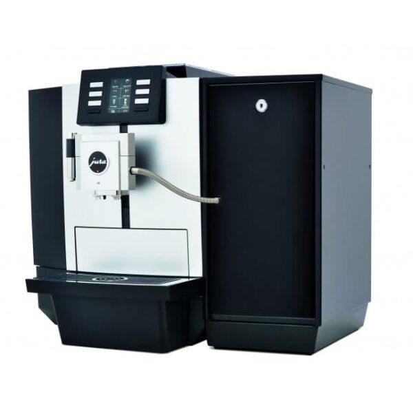 New Jura JX8 Platinum Bean to Cup Coffee Machine 2