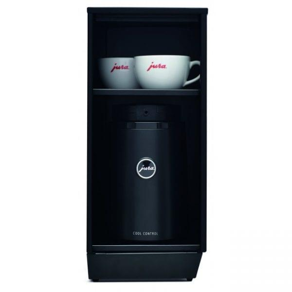 New Jura JX8 Platinum Bean to Cup Coffee Machine 1