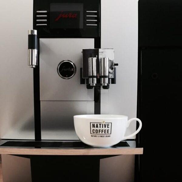 Jura GIGA X3 Bean to Cup Coffee Machine 3