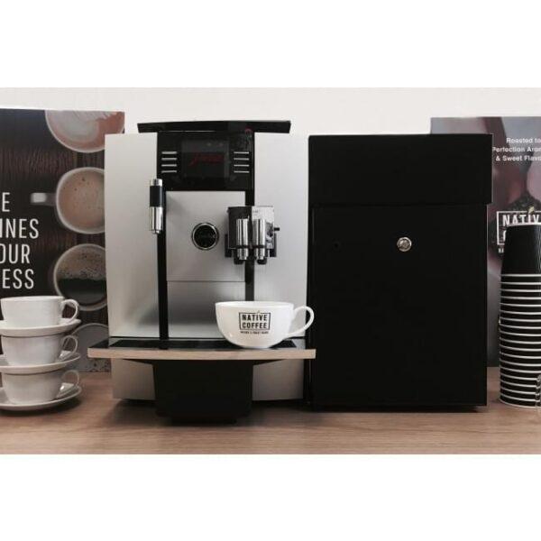 Jura GIGA X3 Bean to Cup Coffee Machine 4