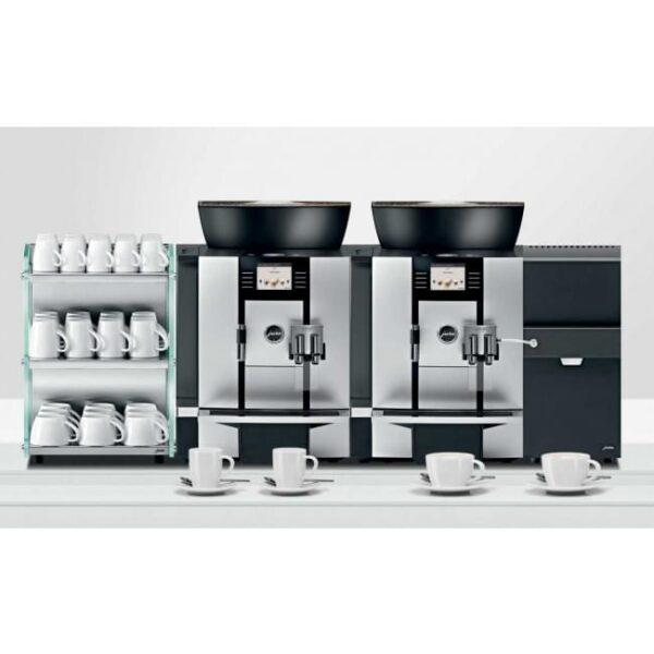 Jura GIGA X3 Bean to Cup Coffee Machine 2