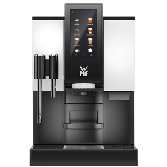 Wmf 1100 S Commercial Bean To Cup Coffee Machine Logic
