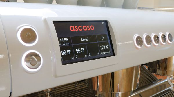 Ascaso Big Dream Espresso Coffee Machine 6