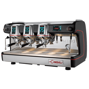 LaCimbali M100 3 Group Espresso Machine 2