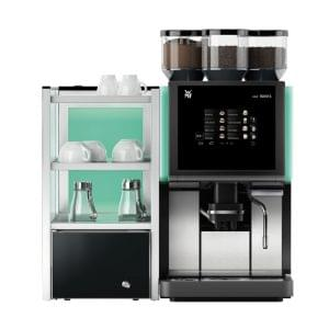 WMF 1500 S Commercial Bean to Cup Coffee Machine 2