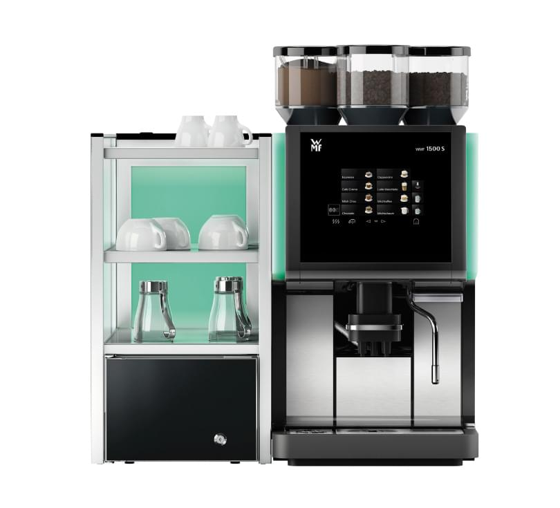 wmf 1500 s commercial bean to cup coffee machine logic vending. Black Bedroom Furniture Sets. Home Design Ideas