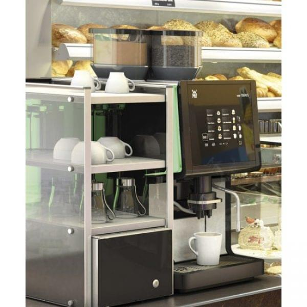 WMF 1500 S Commercial Bean to Cup Coffee Machine 3