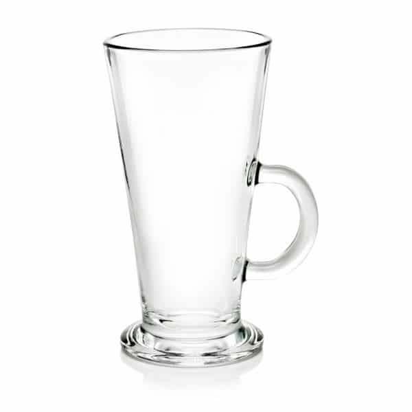 Latte Glass 10oz - Box of 12 1
