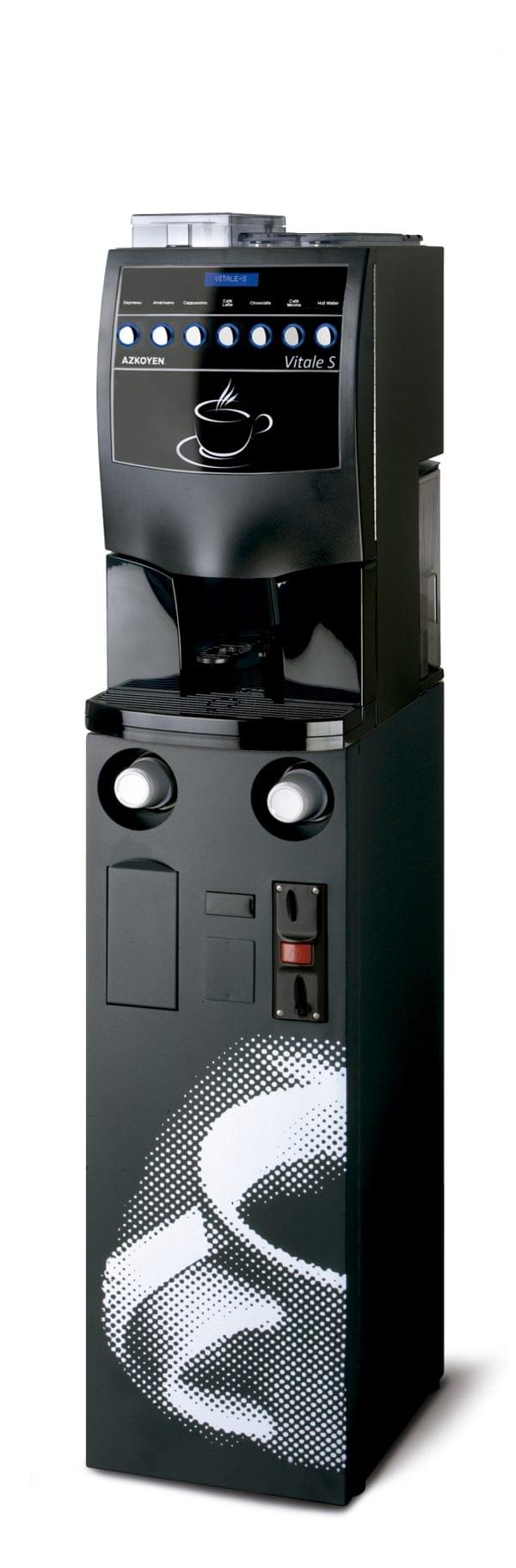 Vitale S Espresso 2+ Coffee Machine 5