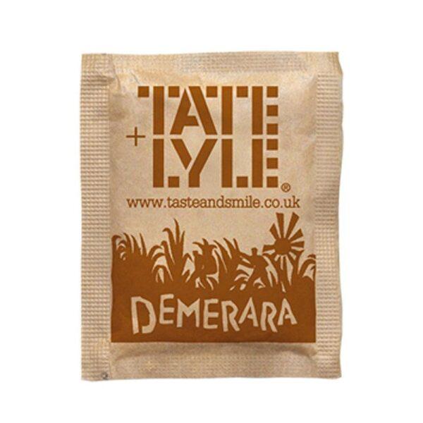 Tate+Lyle Cane Sugar Demerara Sachets x 1000 2