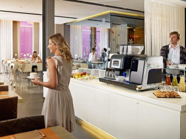Karisma Double Espresso Fresh Milk Coffee Machine 2