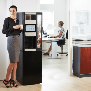 Wittenborg 9100 Commercial Coffee Machine 1