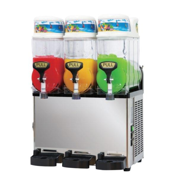 Blue Ice Slush Machine ST12 Litres x 3