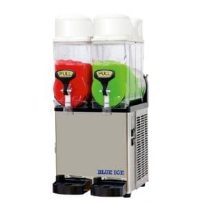 Blue Ice Slush Machine ST12 Litres x 2
