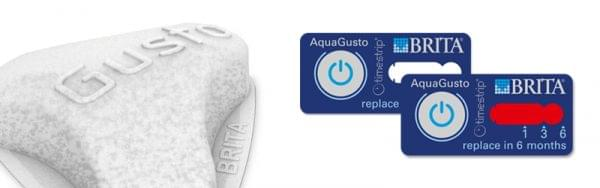 Brita AquaGusto 100 Filter x 1 Pack 4