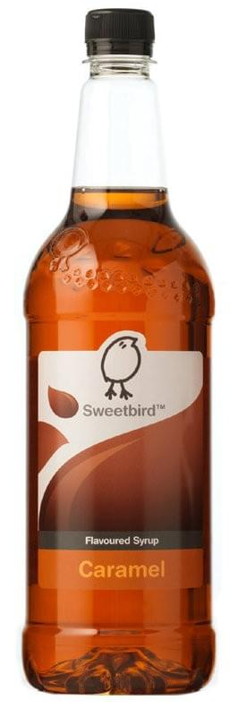 Sweetbird Caramel Syrup 1 Litre 1