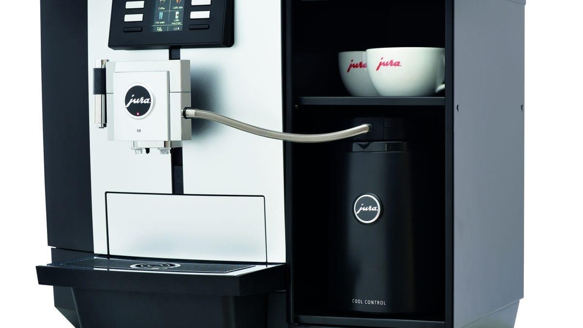 New Jura Jx8 Platinum Bean To Cup Coffee Machine Logic